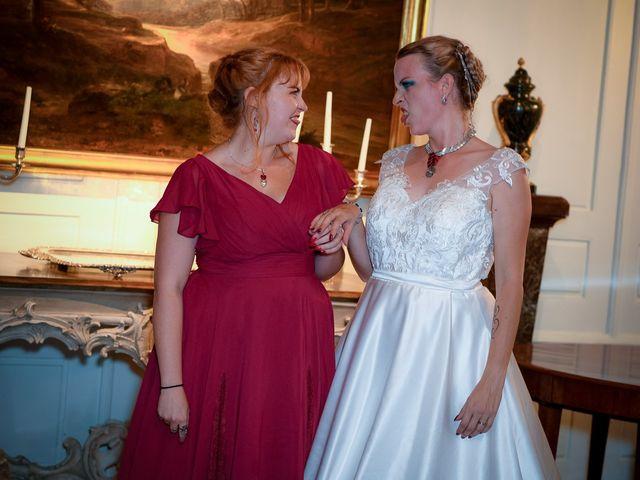 Le mariage de Frédéric et Anaïs à Lucens, Vaud 49
