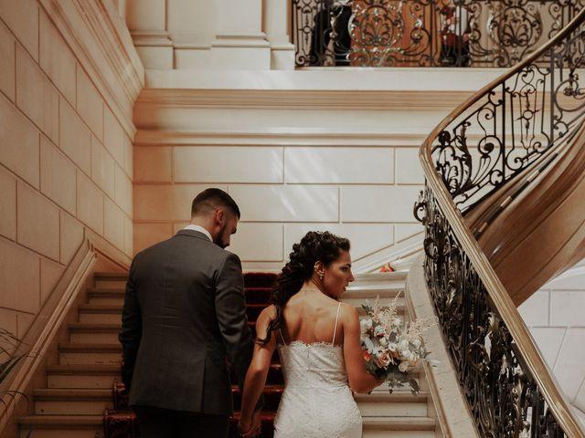 Le mariage de Kévin et Patricia à Dangu, Eure 5