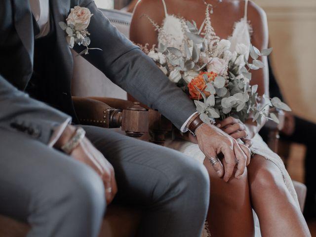 Le mariage de Kévin et Patricia à Dangu, Eure 9