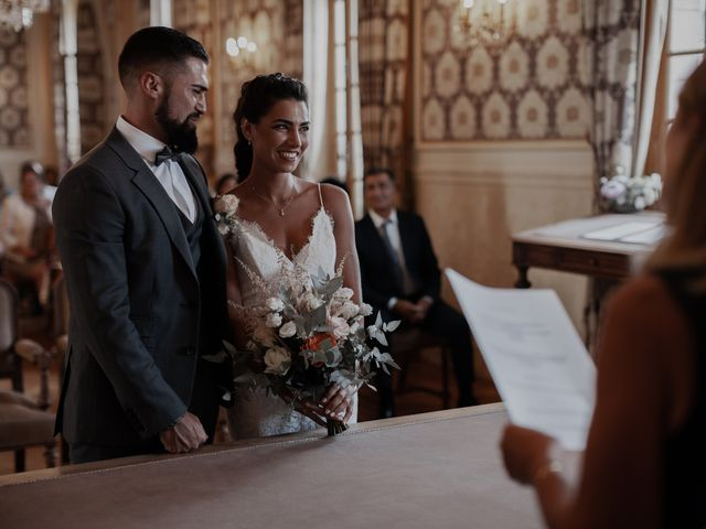 Le mariage de Kévin et Patricia à Dangu, Eure 11