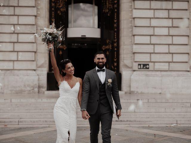 Le mariage de Kévin et Patricia à Dangu, Eure 16