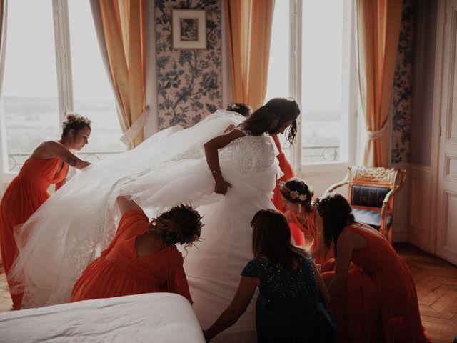 Le mariage de Kévin et Patricia à Dangu, Eure 55