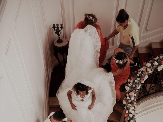 Le mariage de Kévin et Patricia à Dangu, Eure 57