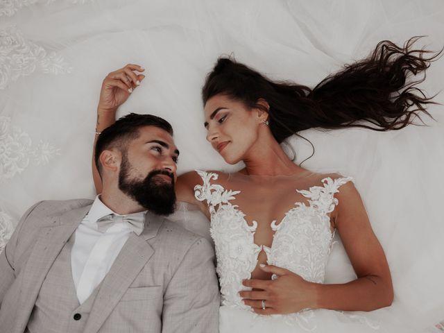 Le mariage de Kévin et Patricia à Dangu, Eure 61