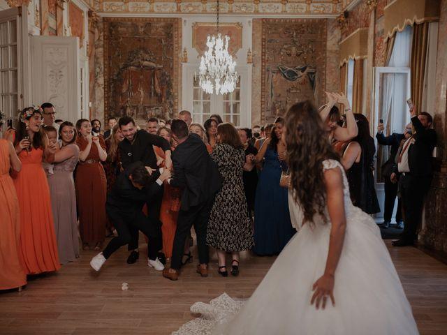Le mariage de Kévin et Patricia à Dangu, Eure 72