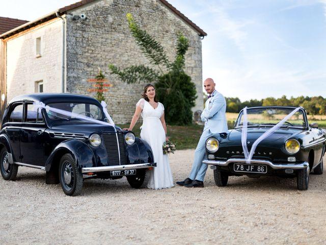 Le mariage de Manon et Maxime