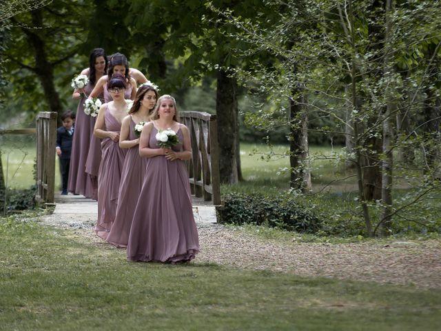 Le mariage de Zachary et Katherine à Angers, Maine et Loire 46
