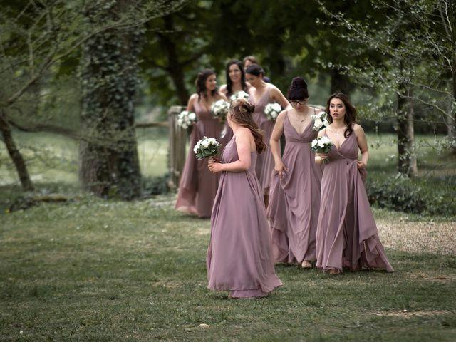 Le mariage de Zachary et Katherine à Angers, Maine et Loire 47