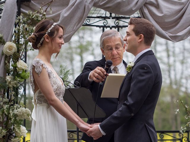 Le mariage de Zachary et Katherine à Angers, Maine et Loire 51