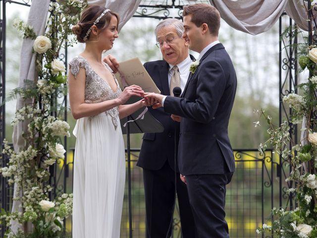 Le mariage de Zachary et Katherine à Angers, Maine et Loire 53