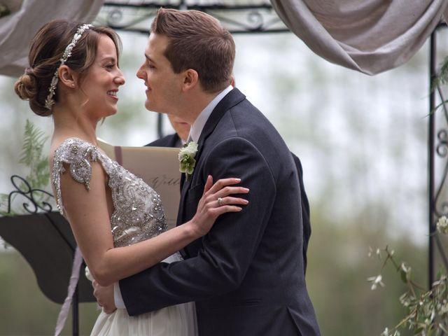 Le mariage de Zachary et Katherine à Angers, Maine et Loire 55