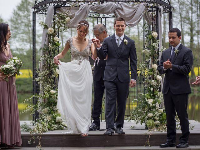 Le mariage de Zachary et Katherine à Angers, Maine et Loire 56