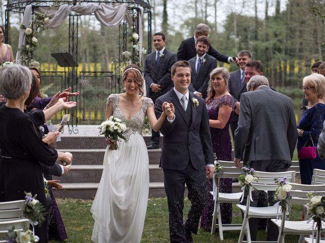Le mariage de Zachary et Katherine à Angers, Maine et Loire 57