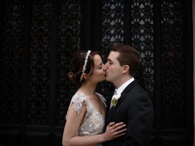 Le mariage de Zachary et Katherine à Angers, Maine et Loire 61