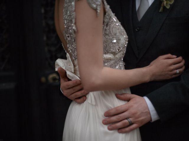 Le mariage de Zachary et Katherine à Angers, Maine et Loire 62