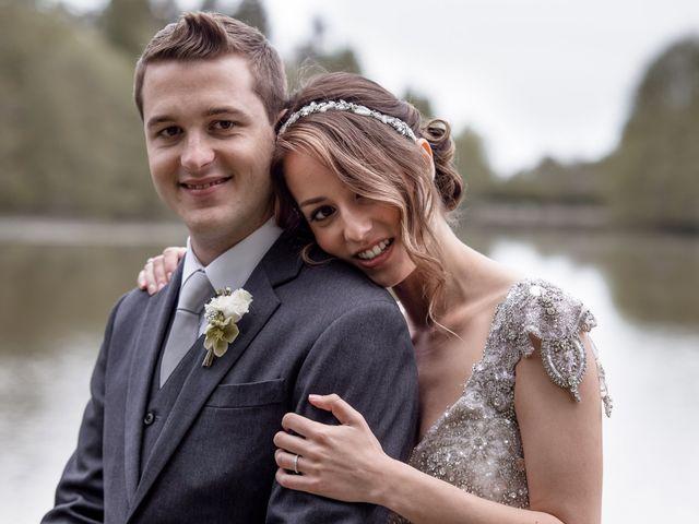 Le mariage de Zachary et Katherine à Angers, Maine et Loire 65