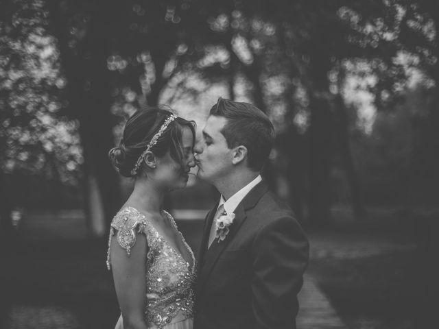 Le mariage de Zachary et Katherine à Angers, Maine et Loire 67