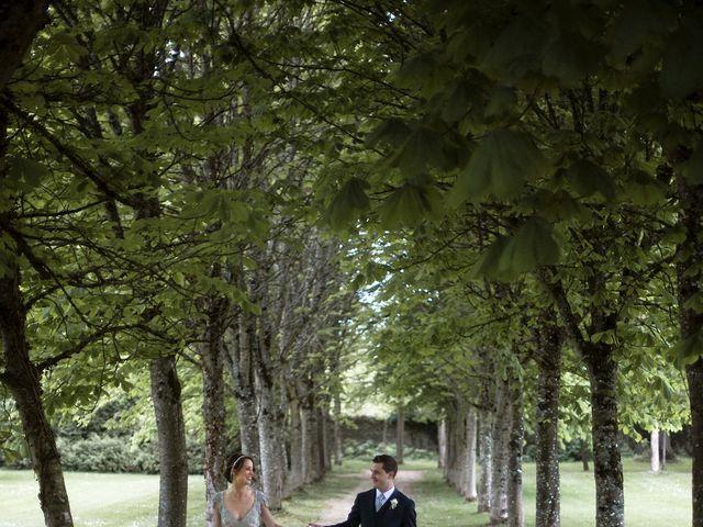Le mariage de Zachary et Katherine à Angers, Maine et Loire 70