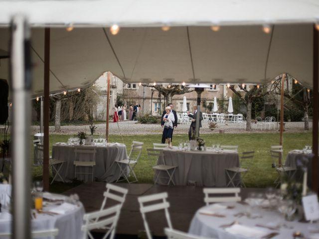 Le mariage de Zachary et Katherine à Angers, Maine et Loire 80