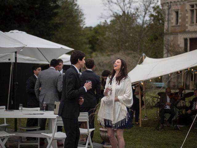 Le mariage de Zachary et Katherine à Angers, Maine et Loire 81