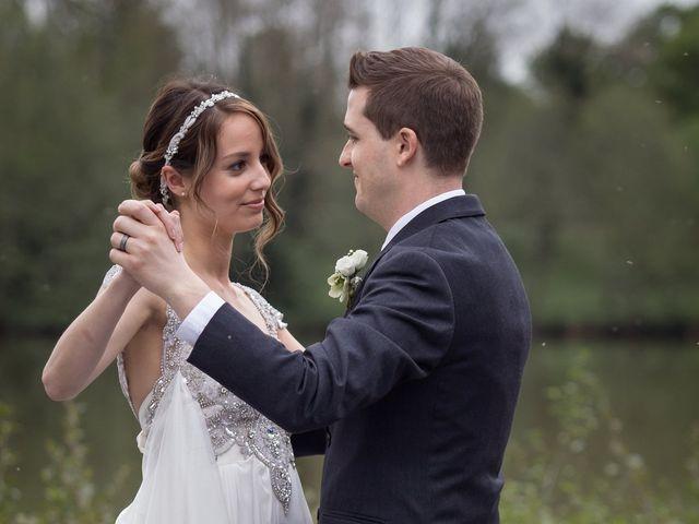 Le mariage de Zachary et Katherine à Angers, Maine et Loire 87