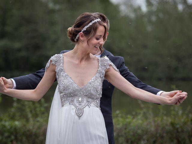 Le mariage de Zachary et Katherine à Angers, Maine et Loire 88
