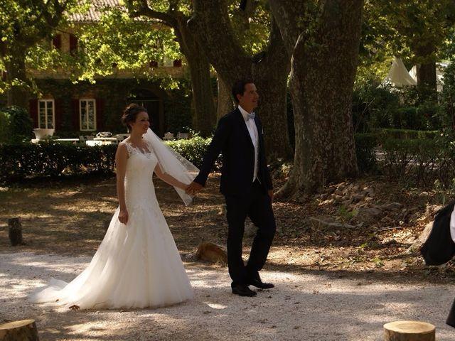 Le mariage de Eric et Flora à Solliès-Toucas, Var 1