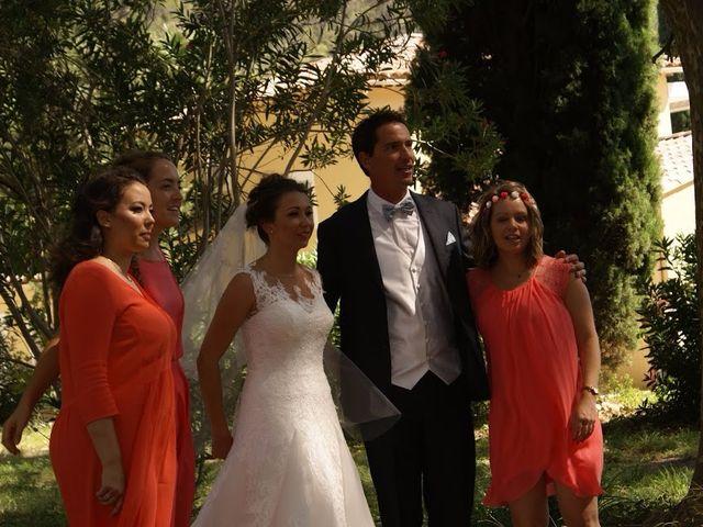 Le mariage de Eric et Flora à Solliès-Toucas, Var 3