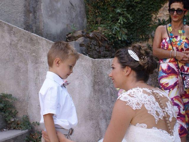 Le mariage de Eric et Flora à Solliès-Toucas, Var 5