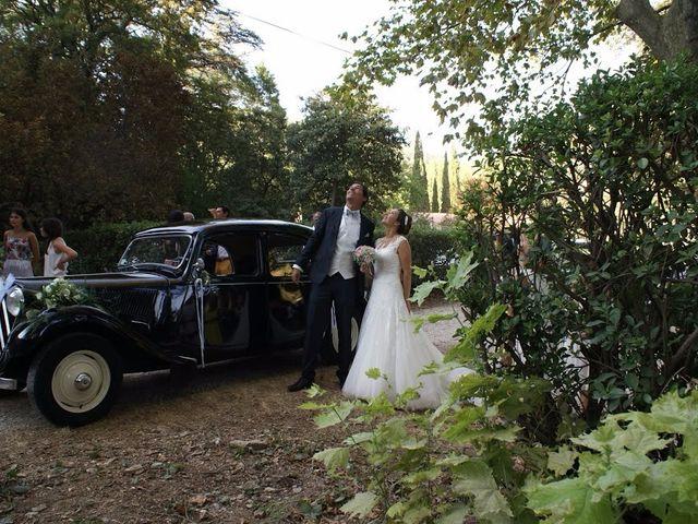 Le mariage de Eric et Flora à Solliès-Toucas, Var 6