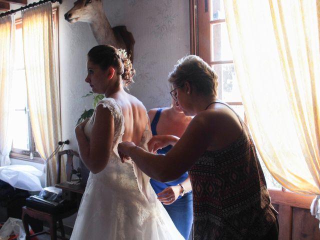 Le mariage de Loulou et Elodie à Hennezis, Eure 5