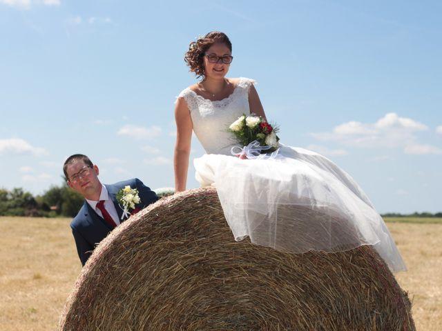 Le mariage de Loulou et Elodie à Hennezis, Eure 11