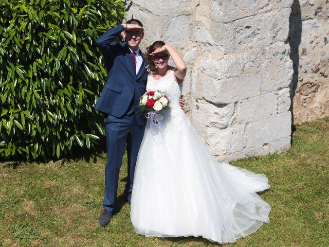 Le mariage de Loulou et Elodie à Hennezis, Eure 13