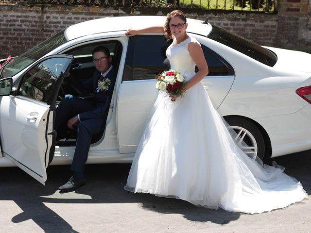 Le mariage de Loulou et Elodie à Hennezis, Eure 15