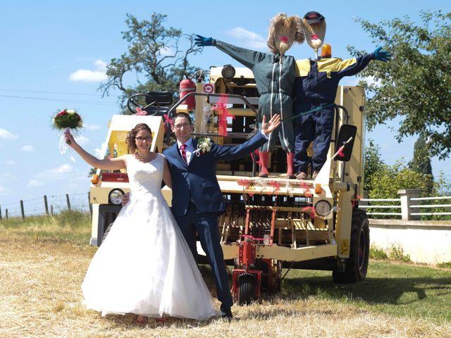 Le mariage de Loulou et Elodie à Hennezis, Eure 16