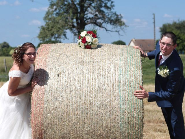 Le mariage de Loulou et Elodie à Hennezis, Eure 17