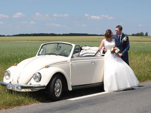 Le mariage de Loulou et Elodie à Hennezis, Eure 25