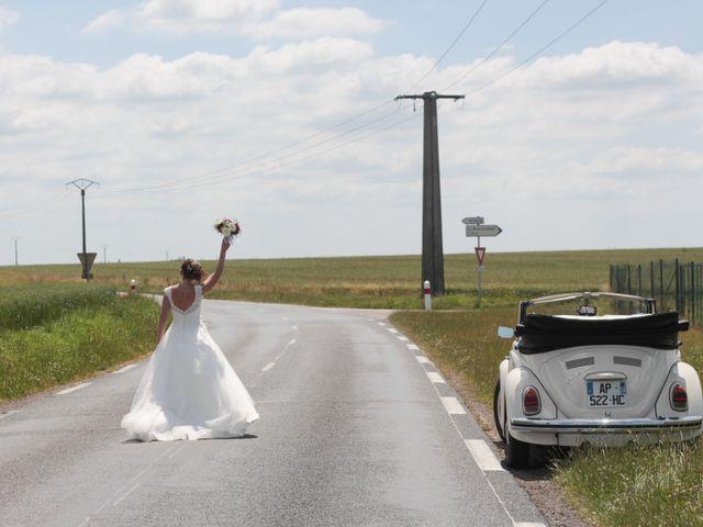 Le mariage de Loulou et Elodie à Hennezis, Eure 26