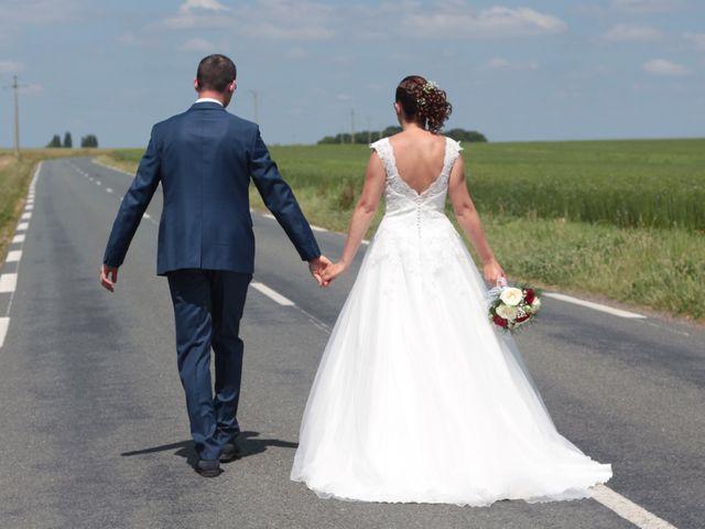 Le mariage de Loulou et Elodie à Hennezis, Eure 27