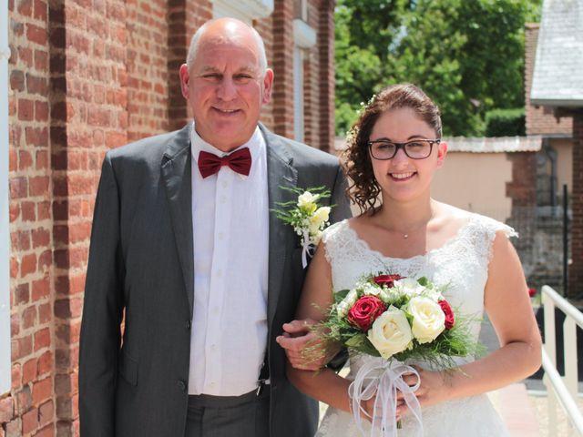 Le mariage de Loulou et Elodie à Hennezis, Eure 33