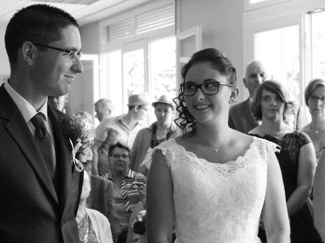 Le mariage de Loulou et Elodie à Hennezis, Eure 35