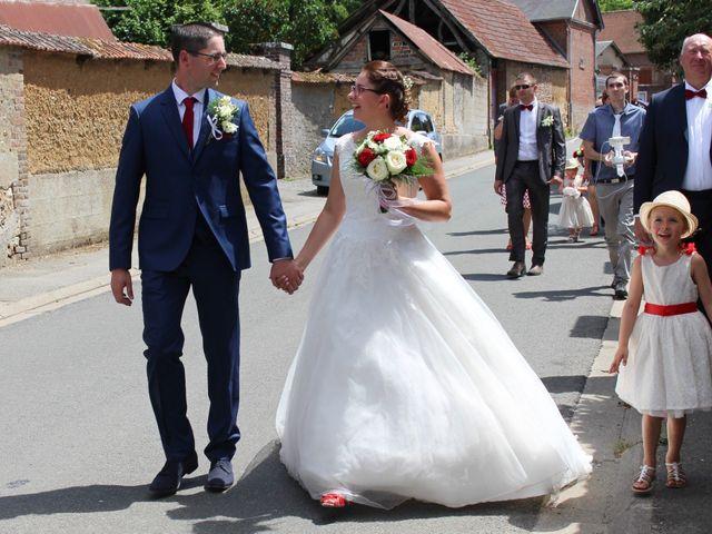 Le mariage de Loulou et Elodie à Hennezis, Eure 41