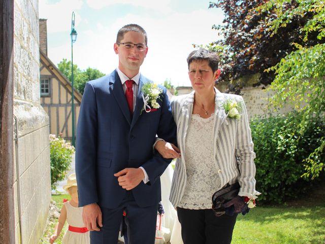 Le mariage de Loulou et Elodie à Hennezis, Eure 42
