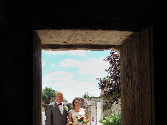 Le mariage de Loulou et Elodie à Hennezis, Eure 43