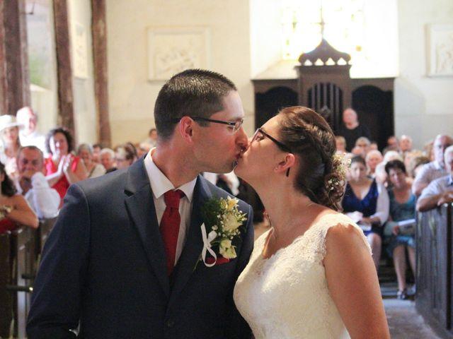 Le mariage de Loulou et Elodie à Hennezis, Eure 45
