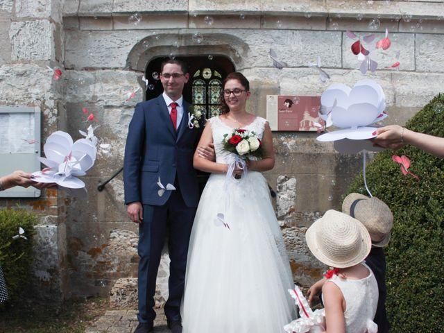 Le mariage de Loulou et Elodie à Hennezis, Eure 47