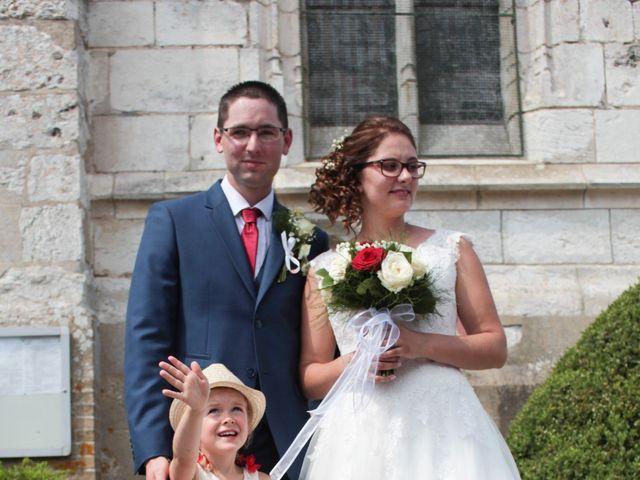 Le mariage de Loulou et Elodie à Hennezis, Eure 48