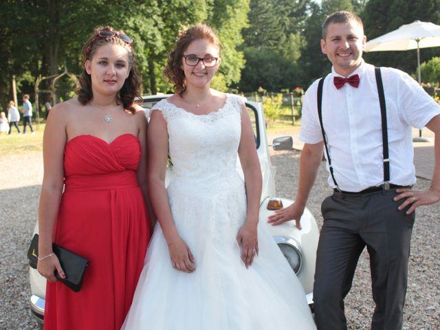 Le mariage de Loulou et Elodie à Hennezis, Eure 57