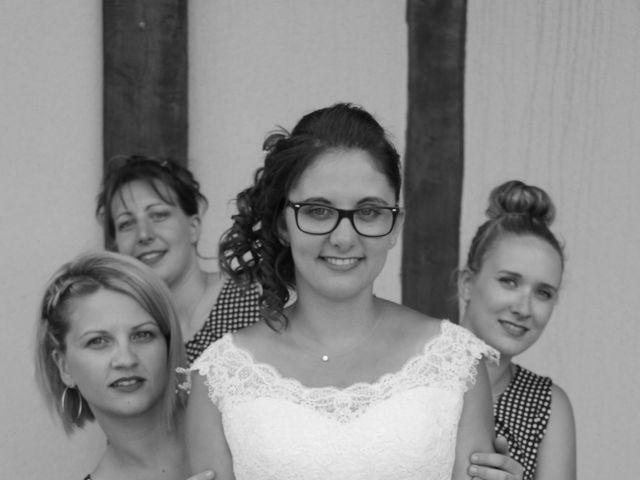 Le mariage de Loulou et Elodie à Hennezis, Eure 59