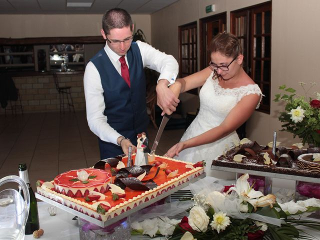 Le mariage de Loulou et Elodie à Hennezis, Eure 76